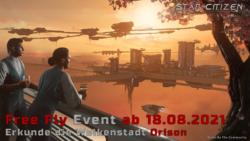 Beitragsbild Free Fly Event Orison