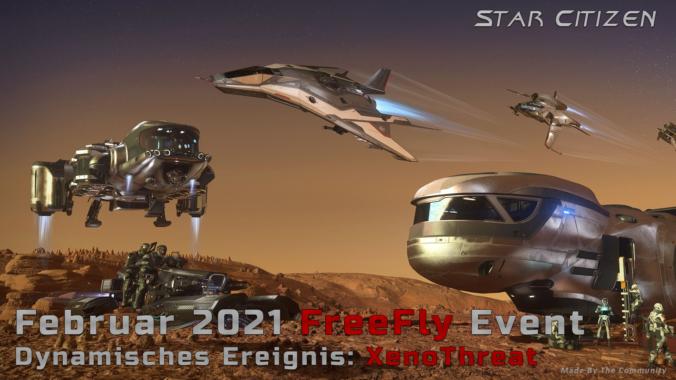 Free Fly Event Februar 2021
