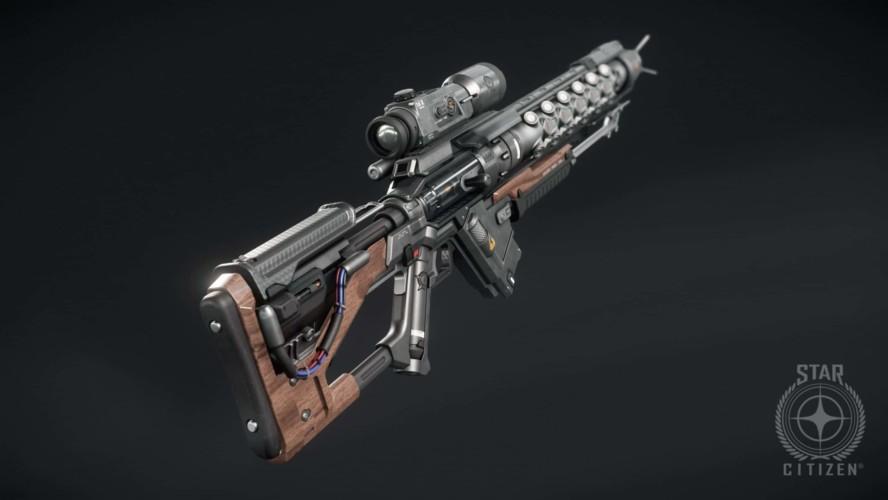 Atzkav Electron Sniper Rifle