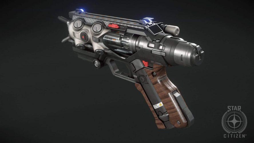 Yubarev Pistole