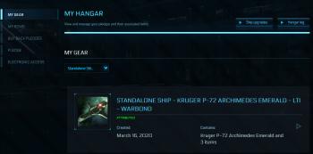 Standalone Ships