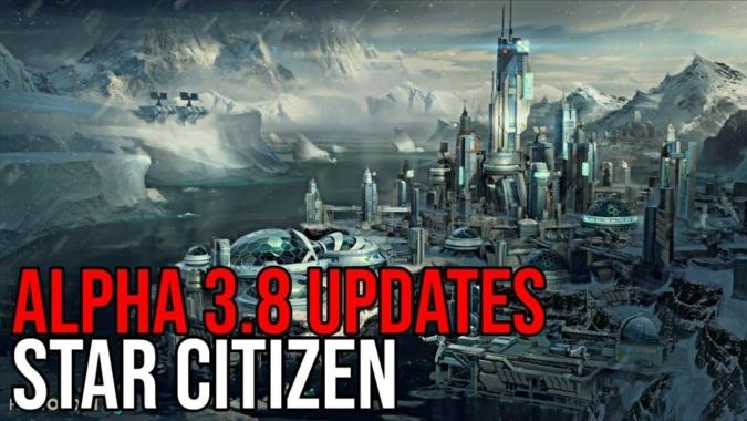 SC 3.8 Updates