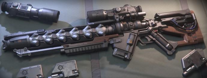 Atzkav-Scharfschützengewehr