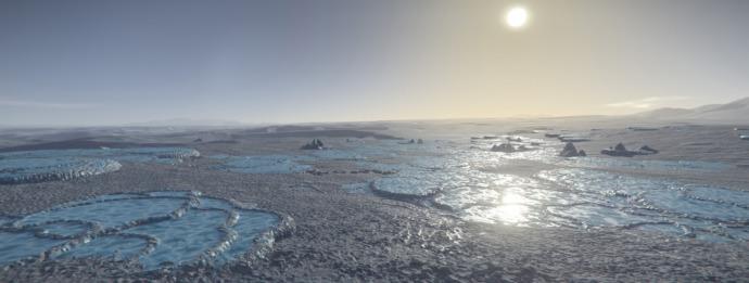 Neue Landschaft 02