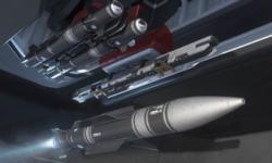 Raketen Kontrolle